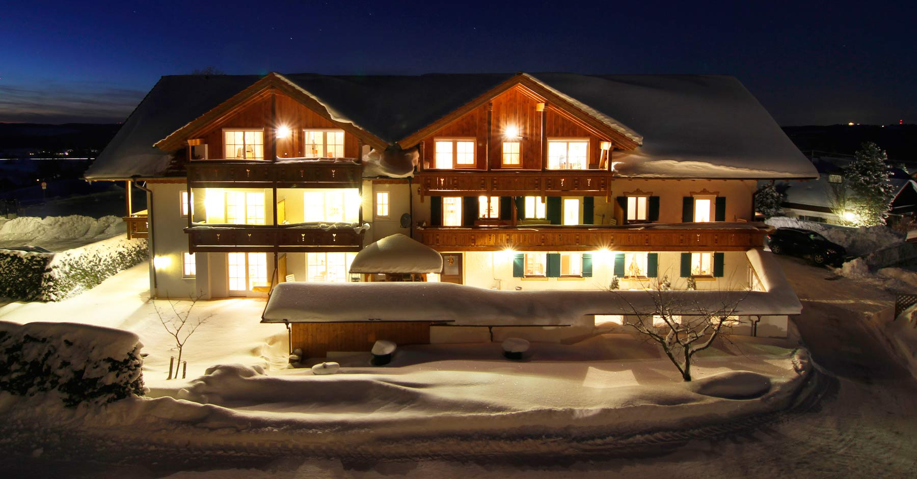 3 Sterne Superior Wellness Kurhotel Waldruh Bad Kohlgrub